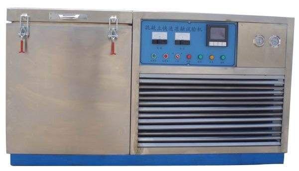 TDR-II型混凝土速冻绒试验机指导与说明
